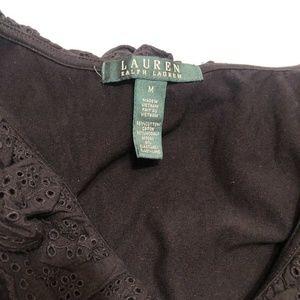 Ralph Lauren Dresses - Ralph Lauren Black Dress , Size Medium